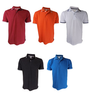 Ex Major High Street Men's  Polo T-shirt - £2.50