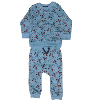 Ex Major High Street Baby Boy Jogger Set - £3.50