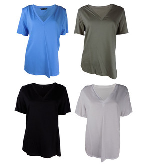 Ex Major High Street Ladies V-Neck Tops - £1.50