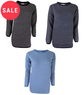 Ex Major High Street Assorted Ladies Jumper - WAS £4.25   NOW £3.25