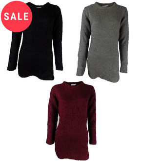 Ex Major High Street Ladies knit Jumper - WAS £4.25   NOW £3.25