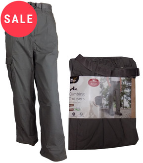 Ex Major High Street Ladies Climbing Trouser - WAS £5.95   NOW £4.50