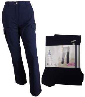 Ex Major High Street Ladies Fast Dry Trouser - £5.95