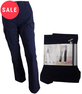 Ex Major High Street Ladies Fast Dry Trouser - WAS £5.95   NOW £4.50