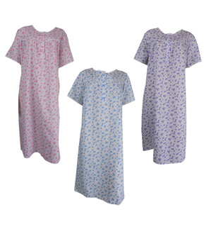 Ex Major High Street Ladies Assorted Nightdress - £3.85