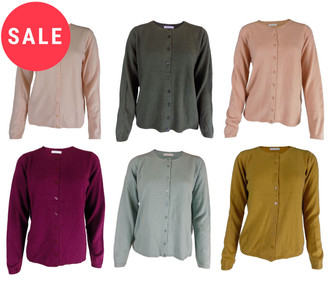 Ex M-S Ladies Classic Collection Cardigan - WAS £5.00   NOW £3.50
