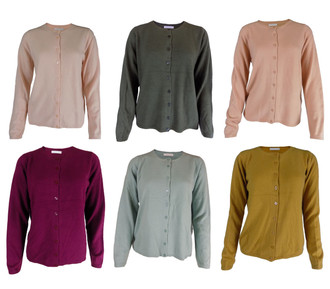 Ex M-S Ladies Classic Collection Cardigan - £5.00