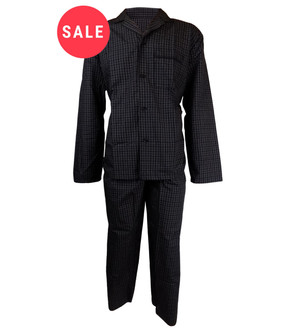 Ex Major High Street Men's PJ Set in Package - WAS £4.95   NOW £3.50