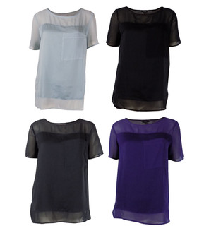 Ex N-xt Ladies Short Sleeve Blouses - £3.50
