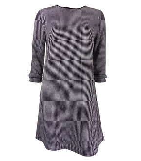 Ex Major High Street Ladies Checked Dress - £4.50