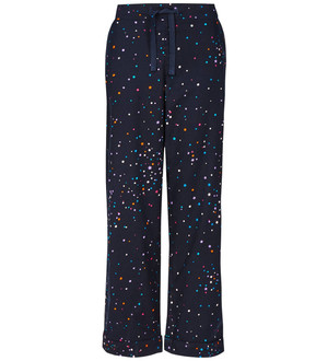 Ex M-S Ladies Pure Cotton Star Print Pyjama Bottoms - £2.95