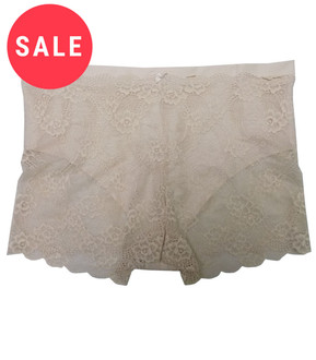 Ex M-S Shaping Lace Shorts - WAS £4.00   NOW £2.50