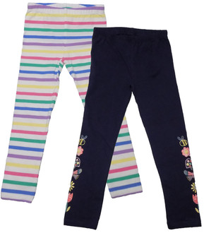 Ex Major Highstreet Girls 2 Pack Leggings - £2.50
