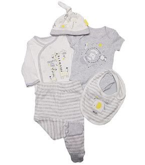 Ex Major High Street Baby 5pce Set - £3.95