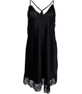 Ex M-S Ladies Lace Back Chemise  - £4.25