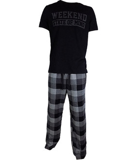 Ex Major High Street Men's Pyjama Set Pack - £4.95