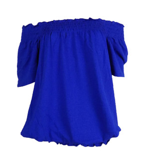 Ex Major High Street Ladies Off The Shoulder Assorted Tops - £3.50