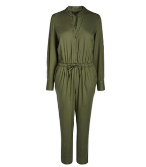 Ex N-xt Ladies Khaki Jumpsuit  - £4.95