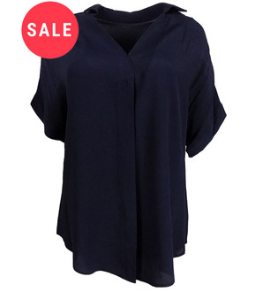 Ex N-xt Ladies V Neck Tunic - WAS £3.50   NOW £2.00