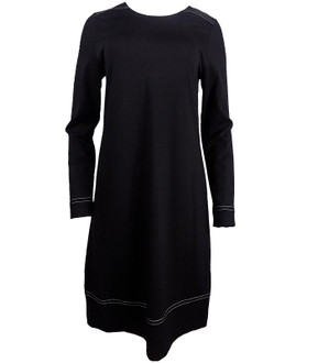 Ex M-S Ladies Long Sleeve Shift Dress - £5.95