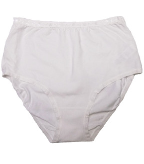 Ex M-S Ladies High Rise Full Brief - £1.00