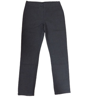 Ex D-benhams Girls Grey School Trousers  - £2.00