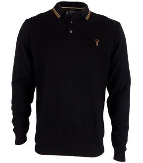 Ex N-xt Mens Contrast Trim Jumper - £4.95