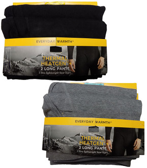 Ex M-S Mens Heatgen Thermal Long Bottoms - £5.50