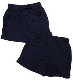 Ex M-S School PE Shorts 2 pack - £2.00