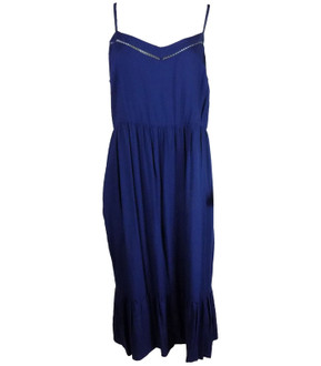 Ex M-S Ladies Midi Slip Dress - £4.95