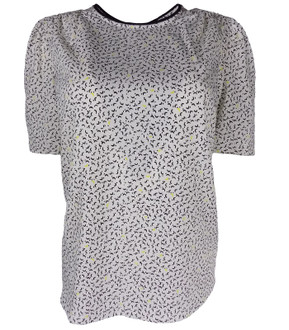 Ex N-xt Ladies S/S Printed Top - £2.00