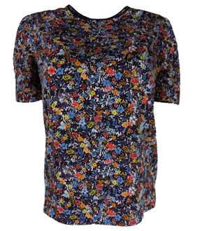 Ex N-xt Ladies S/S AOP Print Top - £2.00
