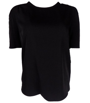 Ex N-xt Ladies S/S Black Top - £2.00