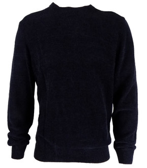 Ex M-S Mens Chenile Textured Jumper - £4.95