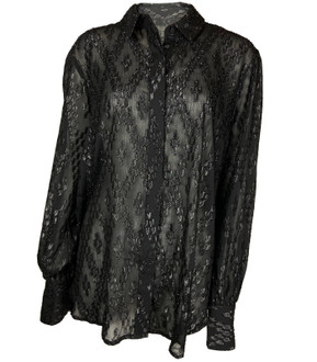 Ex N-xt Ladies L/S Sparkle Blouse - £3.95
