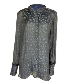 Ex N-xt Ladies L/S Button Front Blouse - £3.95