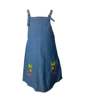 Ex N-xt Girls Pinny Dress - £3.00