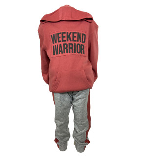 Ex M-S Boys Weekend Warrior Loungewear Set - £4.95