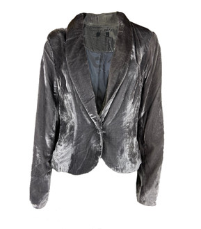 Ex M&C- Ladies Velour Jacket - £5.00