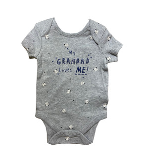 Ex M-thercare Grandad loves me Bodysuit - £1.50