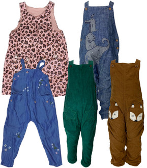Ex N-xt Childrens Dungarees - £3.50
