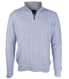 Ex N-xt Mens Cable Knit Jumper - £3.95