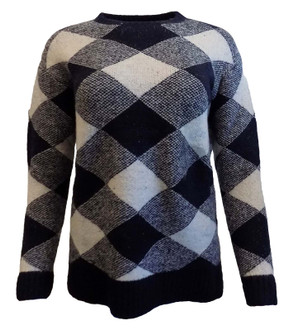 Ex M-S Ladies Relaxed Fit Jumper - £4.50