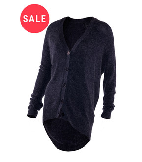 Ex D-rothy P-rkins Ladies Angora Mix Cardigan - WAS £4.50   NOW £1.50
