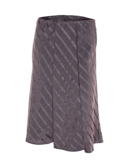Ex M-S Diagonal Stripe Skirt - £5.00