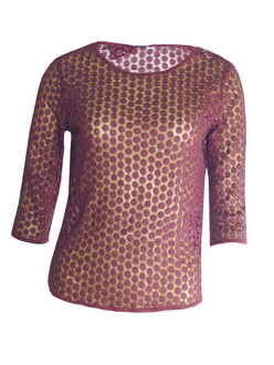 Ex T-p S-op Mesh Top - WAS £4.50   NOW £2.00