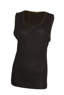 Ex B-S Ladies Built up Shoulder Thermal Top  - £2.00
