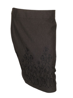 Ex M-S Ladies Floral Pencil  Skirt - £5.00