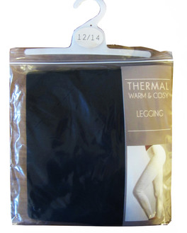 Ex Major High Street Ladies Thermal Bottom in Pack - £2.00