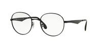 Ray-Ban RX6343 Round Eyeglasses
